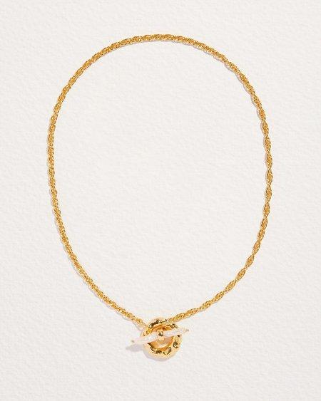 Pamela Love Jasmine Toggle Necklace