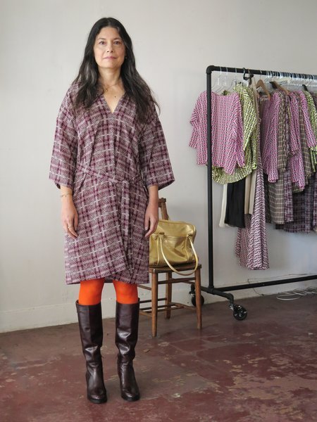 Erica Tanov swinton dress - edgar allan poe
