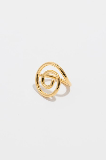 Laura Estrada Jewellery Calla Ring