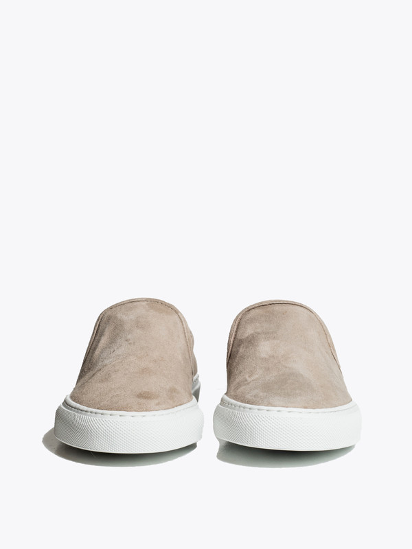 Slip On in Suede