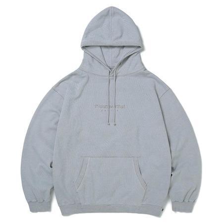 ThisIsNeverThat L-Logo Hooded Sweatshirt - Light Grey