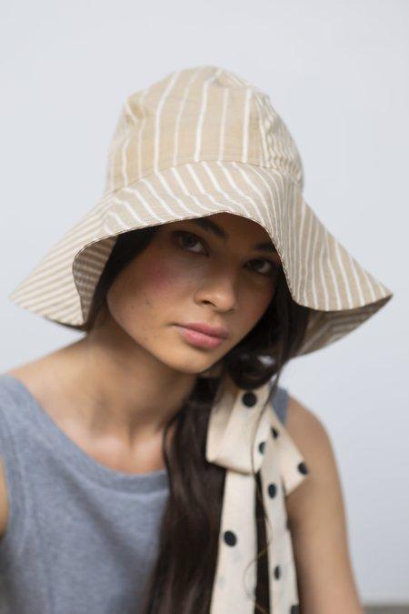 Lois Hazel Summer Hat - Sand
