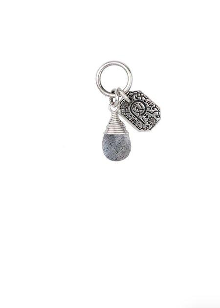 Pyrrha Harmony Signature Attraction Charm - Silver
