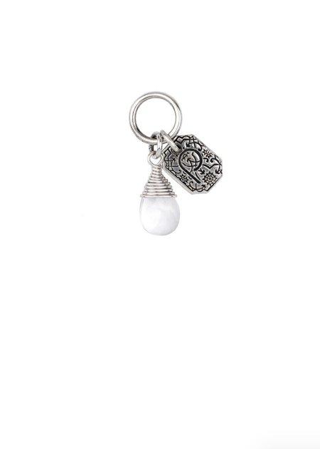 Pyrrha Serenity Signature Attraction Charm - Silver