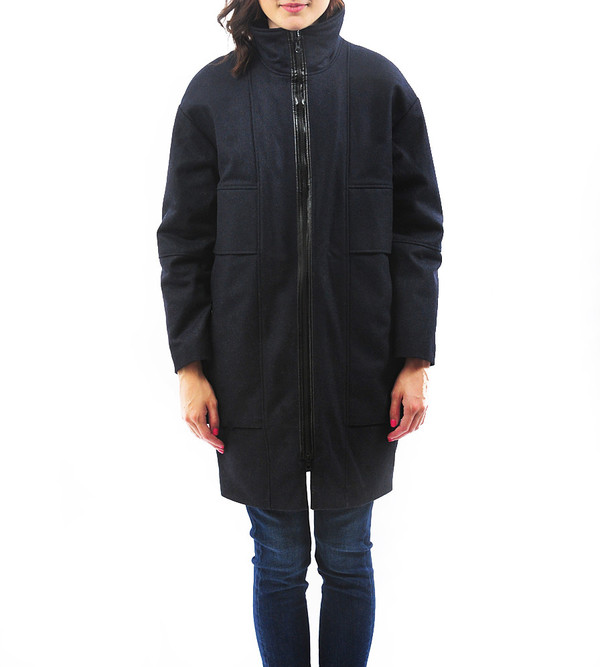 Won Hundred Everen Wool Coat
