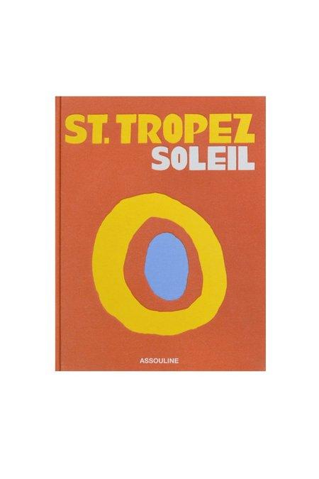 "Assouline ""St Tropez Soleil"" Book"