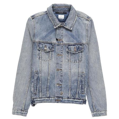 Ksubi Jinx Pay Up Classic Jacket - Denim