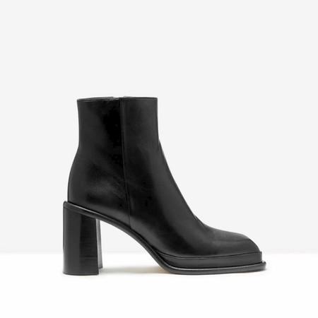 Miista Callie booties - black