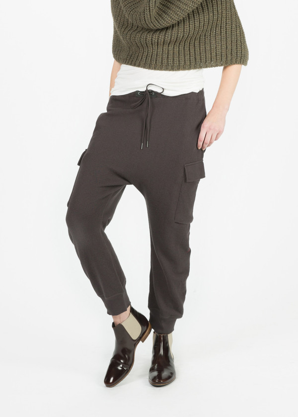 R13 Pacific Knit Cargo Pant