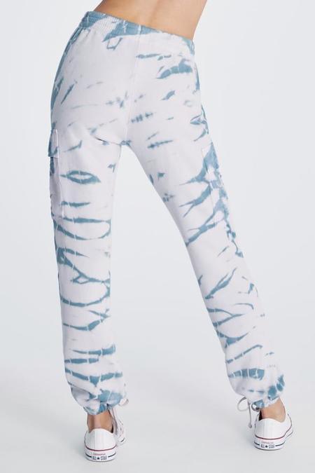 Wildfox Couture Nikki Cargo Sweatpants - Muse Spiral Cargo