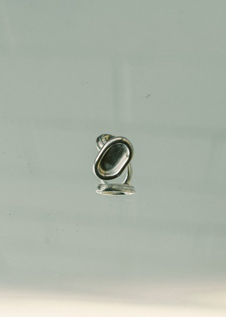 Melodie Borosevich Jewelry Pool Ring - sterling silver
