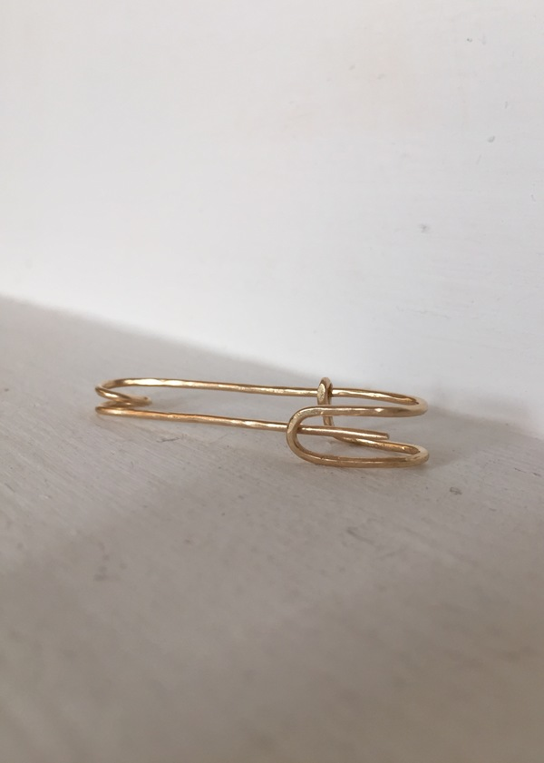 Nettie Kent Jewelry Safety Pin