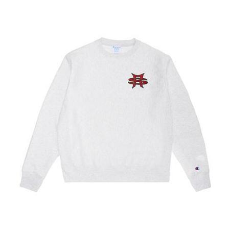 Stray Rats Lock Up Sweatshirt - Grey