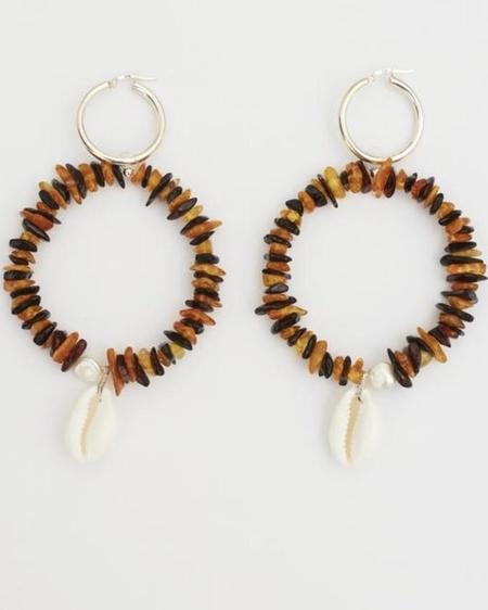 Santangelo Pacha Earrings - Big Daddy