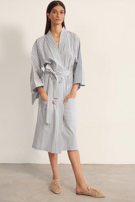 Else Hamptons Kimono - Blue