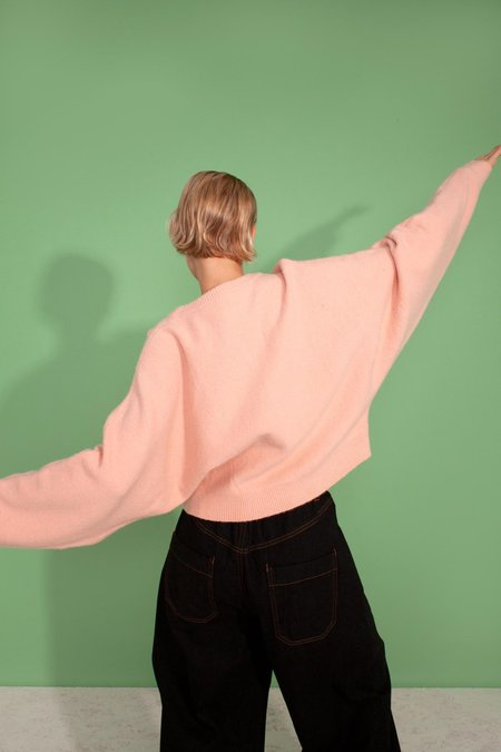 L.F.Markey Verne Knit - Pink