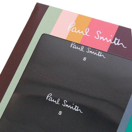 PAUL SMITH Tees 3Pack Tops - Black