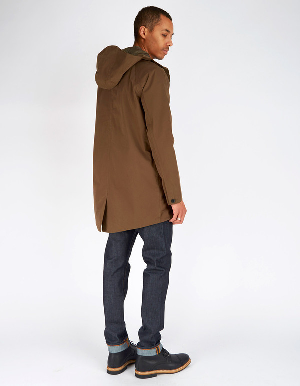 Men's Baro Brockton Jacket Soil