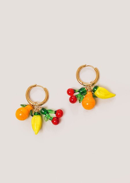 NINFA La Fruta Earrings