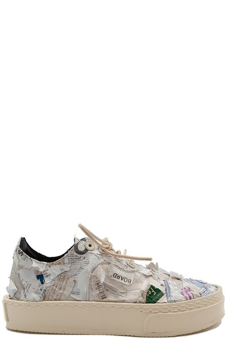 Eric Payne Trash Oxford Sneakers - Multicolor