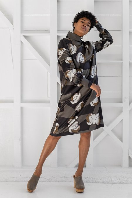 Rachel Comey Galina Dress - Slate
