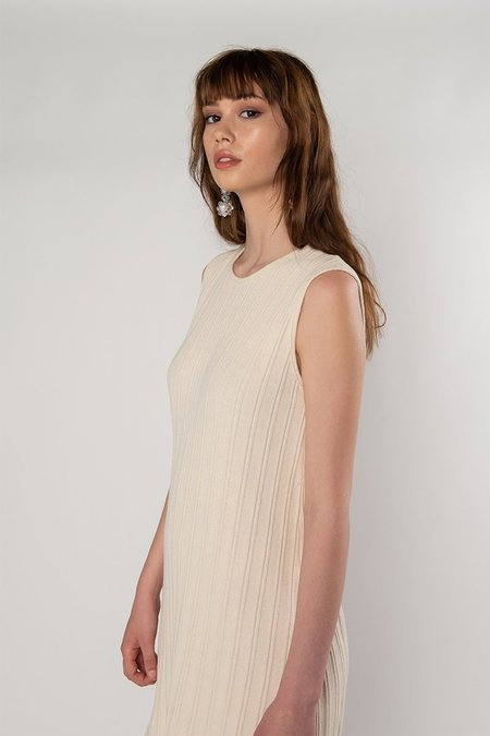 Limb The Label Audrey Dress - Cream