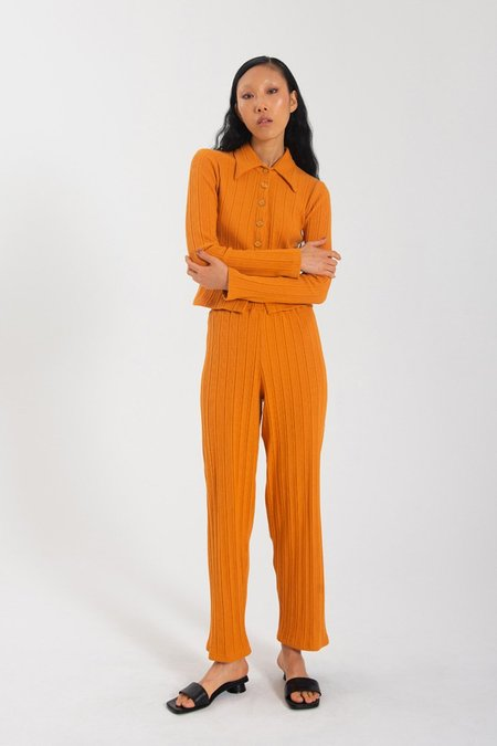 Limb The Label Leisure Pant - Orange
