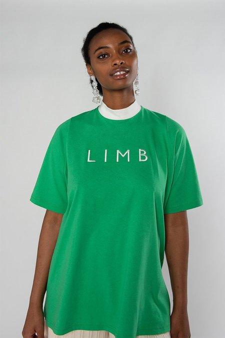 Limb The Label Tee - green