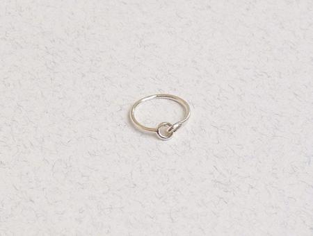 Limb The Label Newend Alley-Oop Ring - Silver