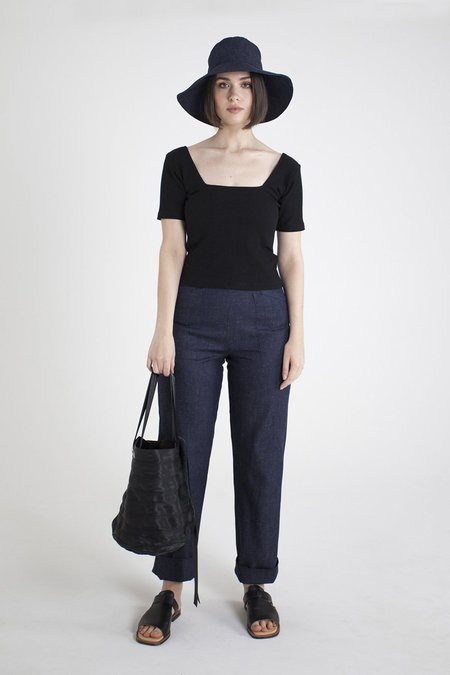 Limb The Label Petra Tee - Black