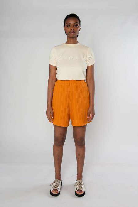 Limb The Label Riley Shorts - Orange