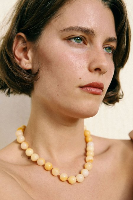 Limb The Label Vermeer Daphne Necklace - 14k gold filled