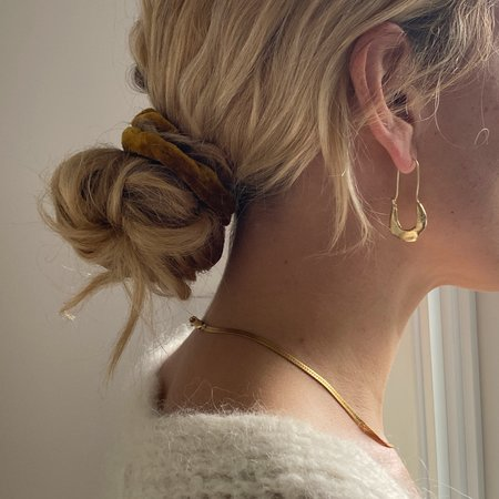 Mercurial NYC Augustus Earring - 14k gold plated