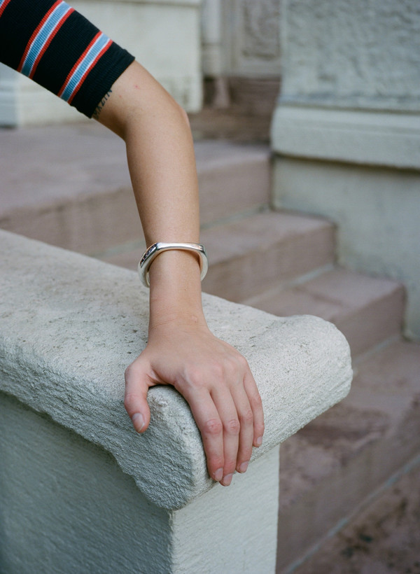 Sincerely, Tommy MXC Square Bangle