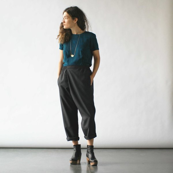 NOOWORKS Boxy Top