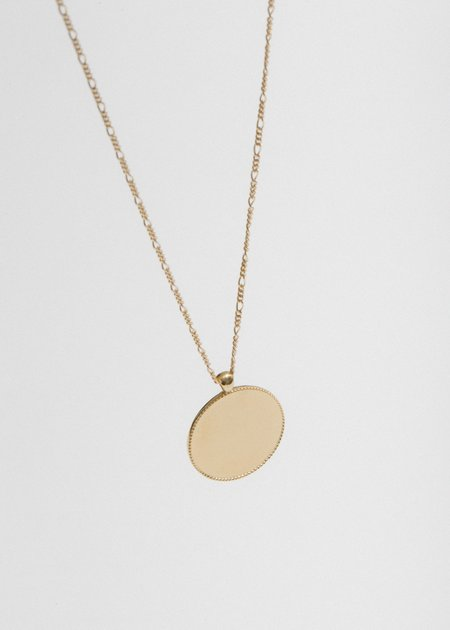 Merewif Maris Necklace - 14k Plated