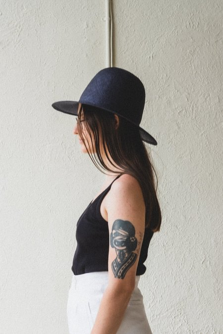 Brookes Boswell BENNING IN PANAMA STRAW HAT
