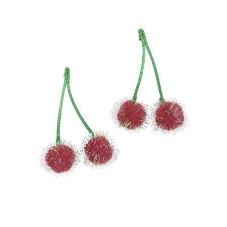Dady Bones Cherry Bomb Earrings