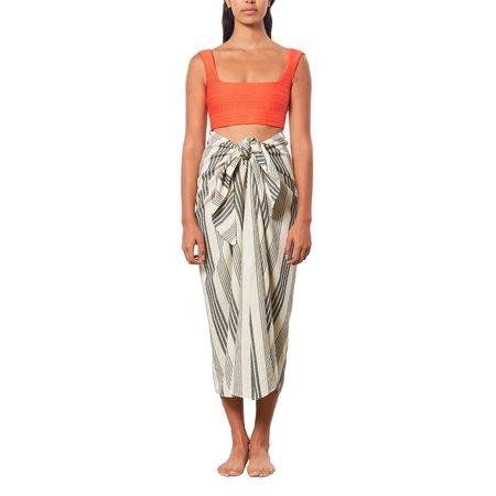 Mara Hoffman Izzy Sarong Skirt
