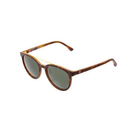 UNISEX Farm Stand Sea 2 See Karma 03 Sunglasses - Havana/green