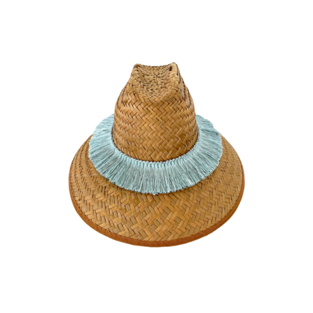 Shaded by Lizzy Hat - Baby Blue