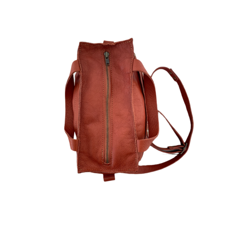 Stitch and Tickle Boxy Shoulder Bag