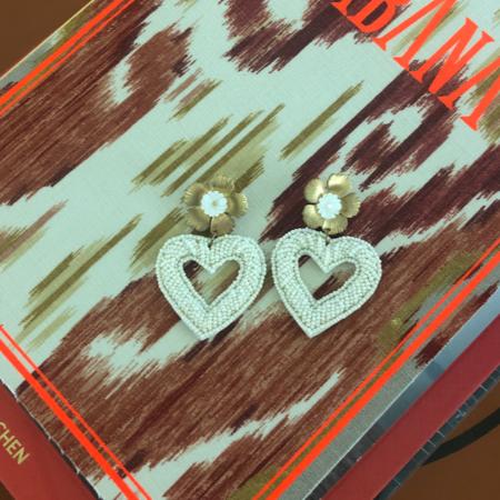 T Marie Designs Herz Earrings