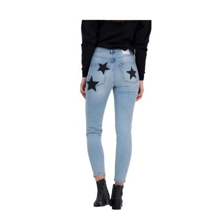 Unemployed Denim Black Star Jean