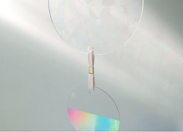Ak Studio CHROMATIC WINDOW PENDANT