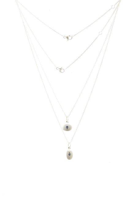 DAN-YELL Baran Necklace - sterling Silver