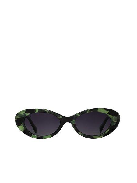Ri-Ri-Ku HIGH SOCIETY eyewear - JUNGLE GREEN