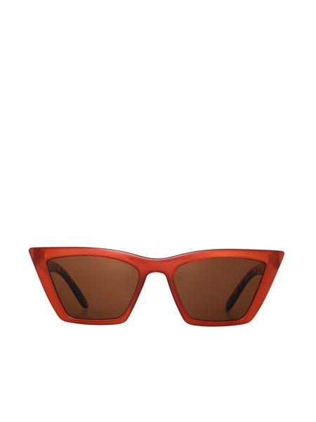 Reality Eyewear LIZZETTE sunglasses - OCHRE