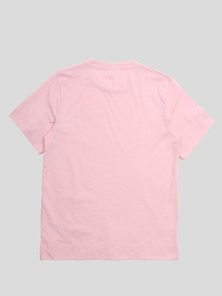 Ganni Thin Software Jersey T-shirt - Sweet Lilac