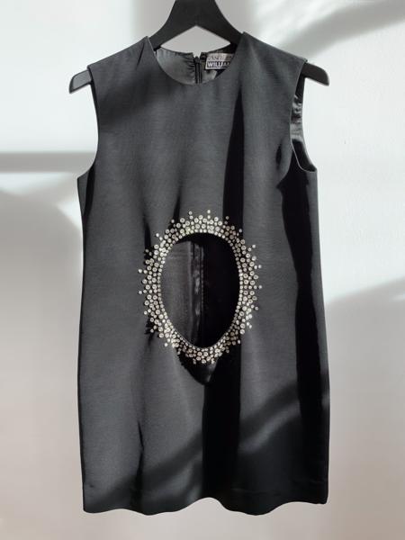 Ashley Williams Tummy Cut Out Dress